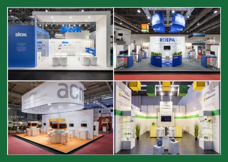 Messebau Zimmermann GmbH  Messebau Leipzig, Frankfurt, Bremen, Düsseldorf, München